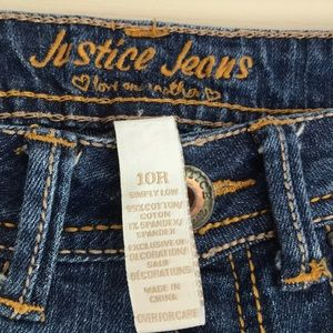 Justice Bottoms - JUSITICE Kid's Jeans